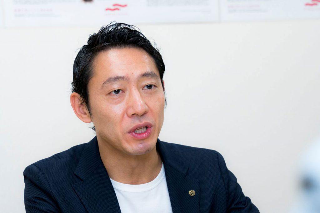 株式会社玉寿司 中野里陽平社長 インタビュー画像1-2