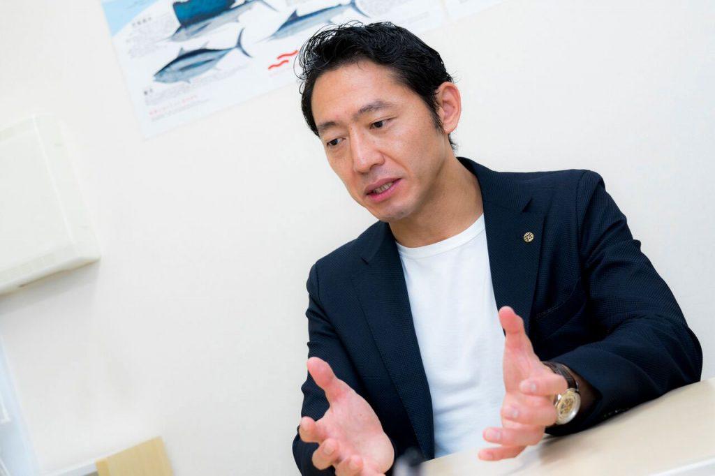 株式会社玉寿司 中野里陽平社長 インタビュー画像1-3