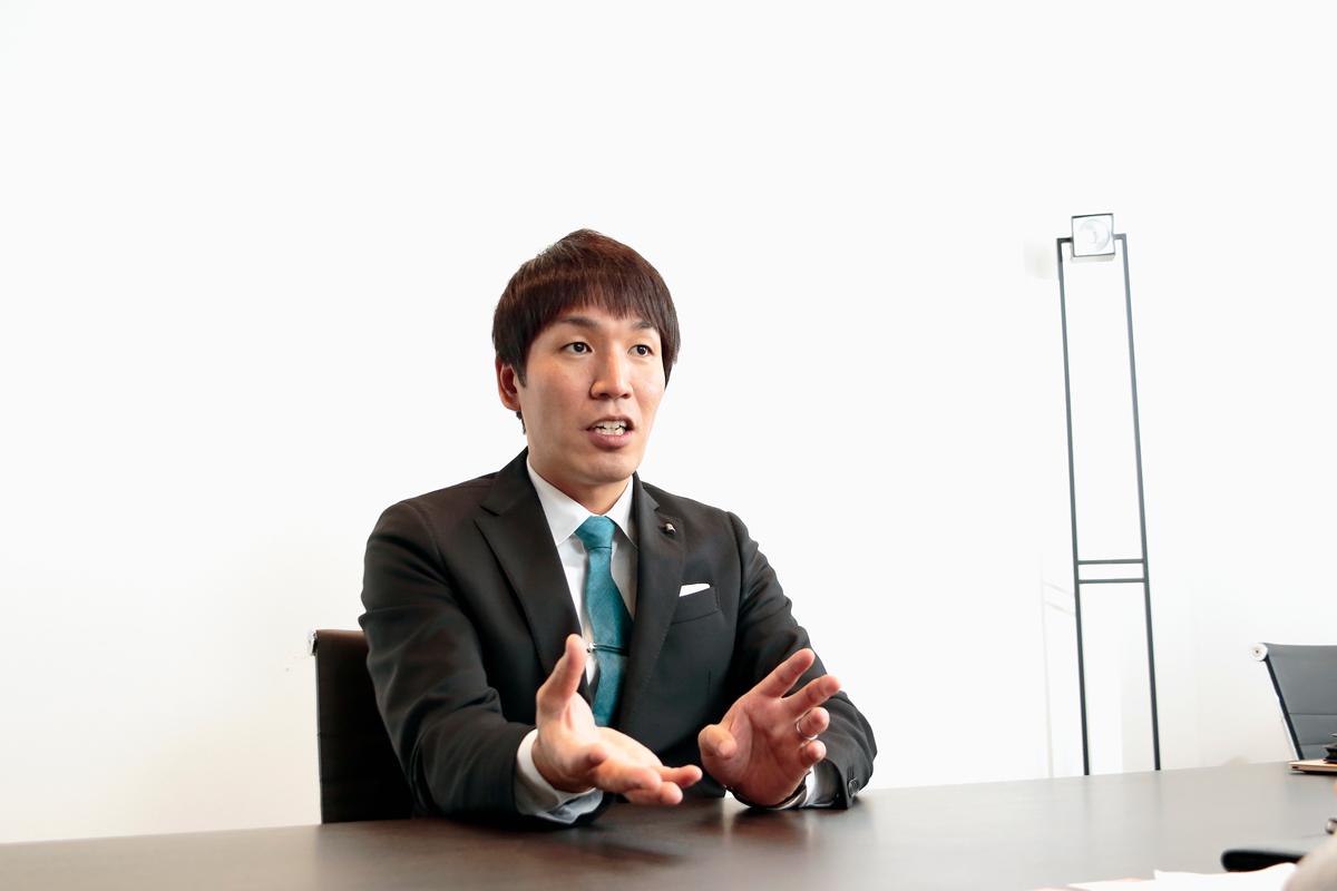 テモナ株式会社 佐川隼人社長 インタビュー画像1-2