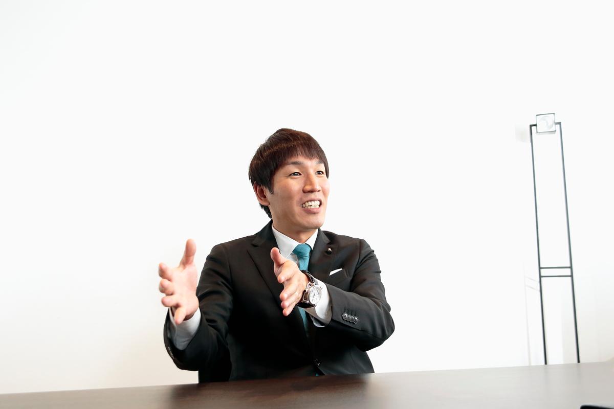 テモナ株式会社 佐川隼人社長 インタビュー画像1-3