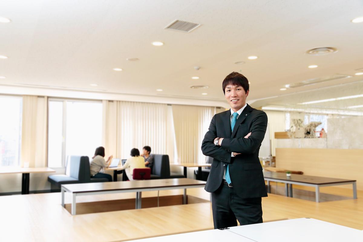 テモナ株式会社 佐川隼人社長 インタビュー画像1-4