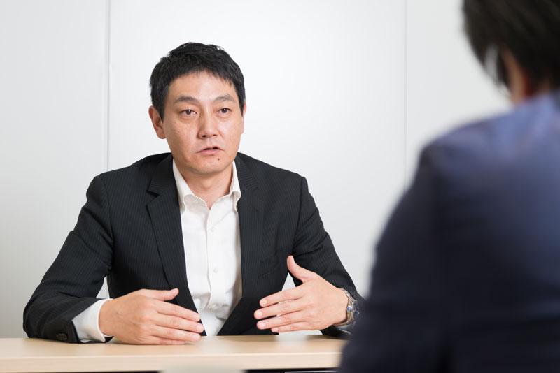 株式会社テラプローブ 渡辺雄一郎社長 インタビュー画像1-1