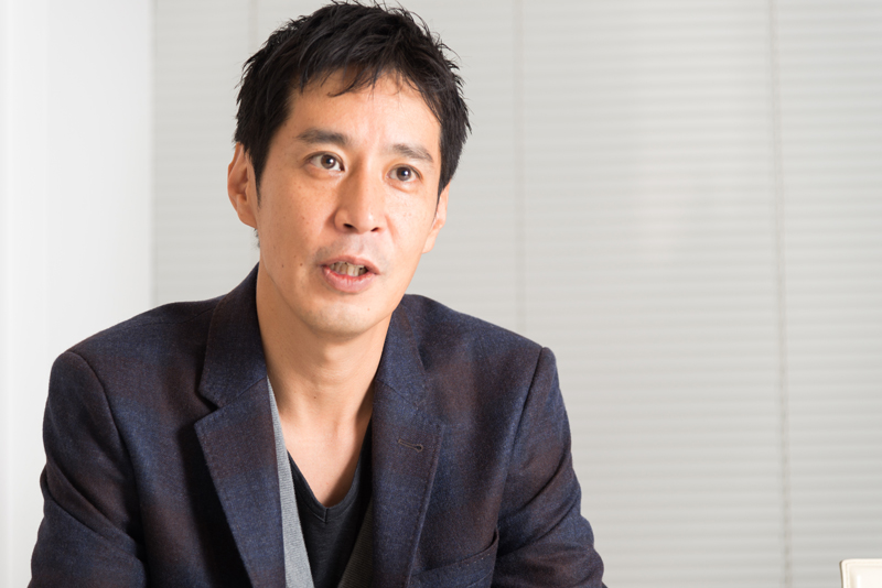 トレンダーズ株式会社 岡本伊久男社長 インタビュー画像1-2