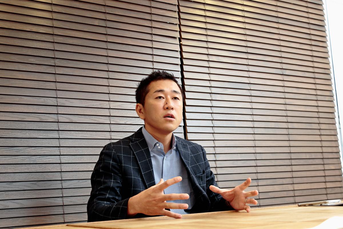 株式会社うるる 星知也社長 インタビュー画像1-1