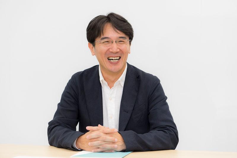 バリューコマース株式会社 香川仁社長 インタビュー画像1-2