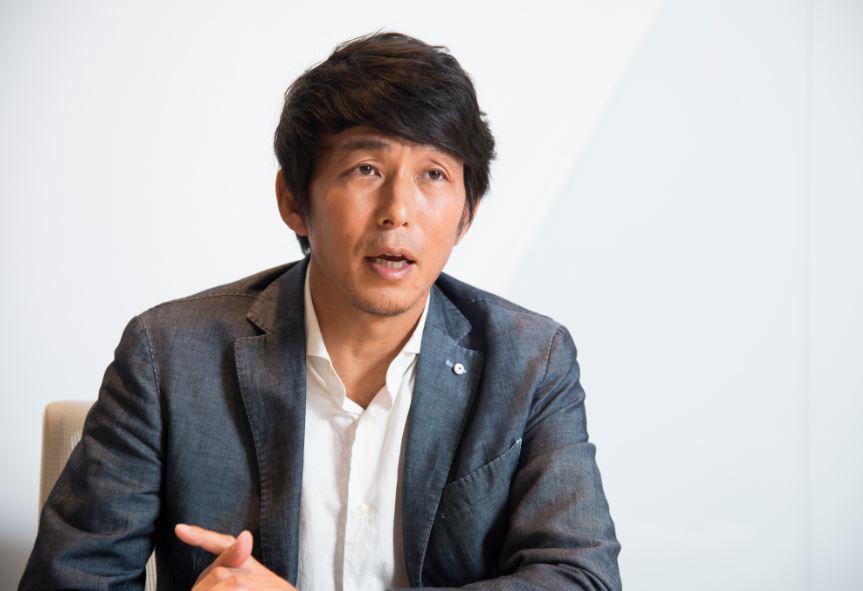 株式会社ベクトル 西江肇司社長 インタビュー画像1−1