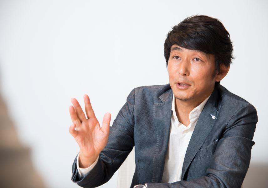 株式会社ベクトル 西江肇司社長 インタビュー画像1−2