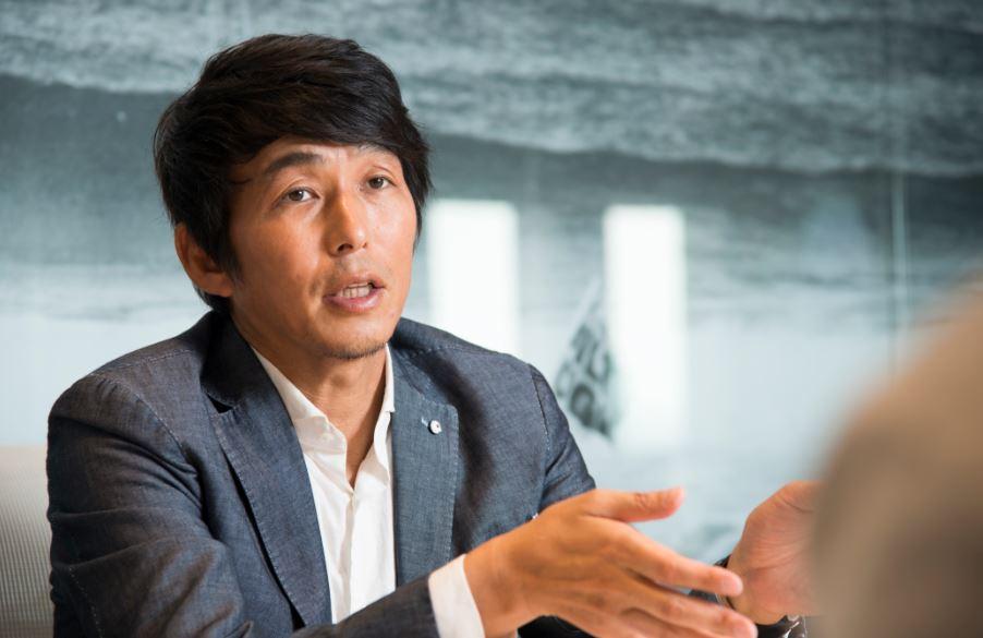 株式会社ベクトル 西江肇司社長 インタビュー画像1−3