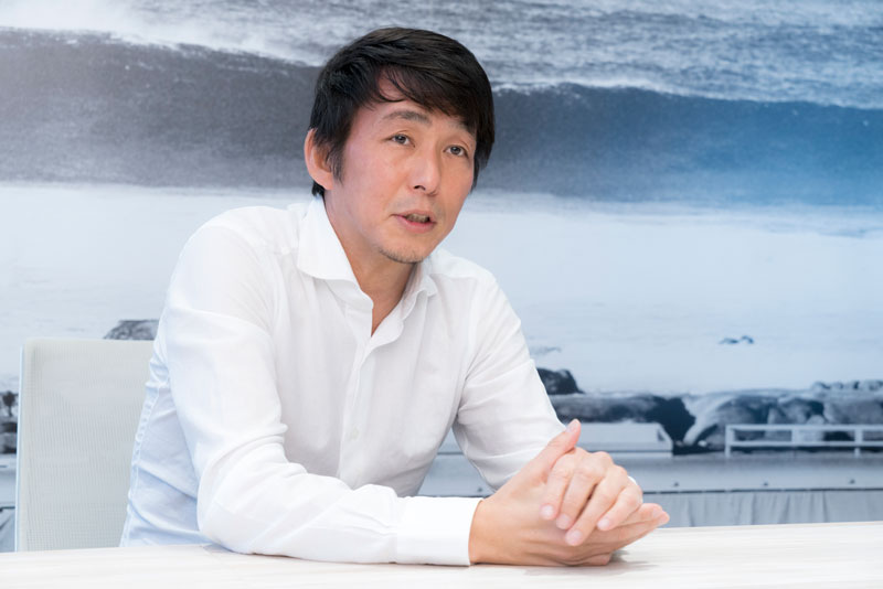 株式会社ベクトル 西江肇司社長 インタビュー画像2-2