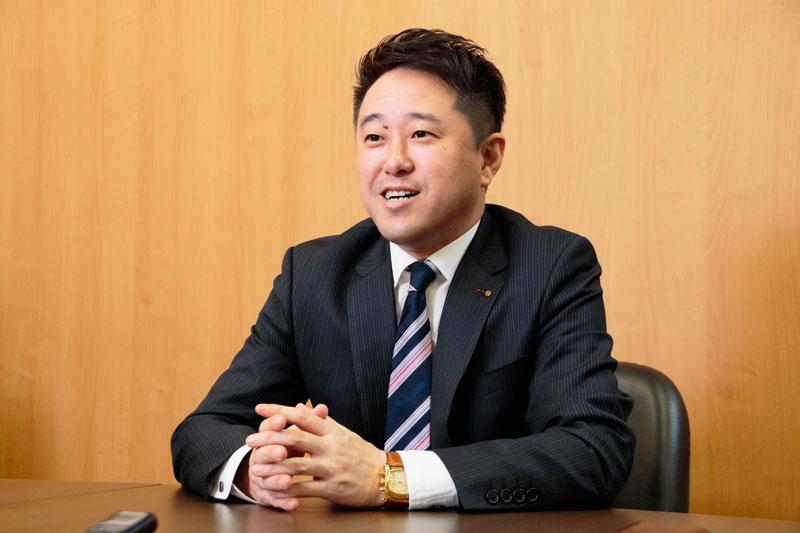 株式会社ビジョン 佐野健一 インタビュー画像1−1