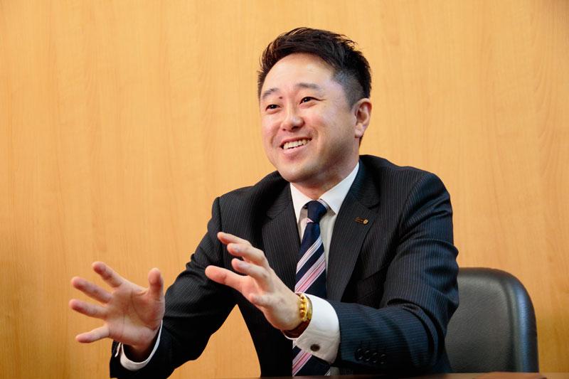 株式会社ビジョン 佐野健一 インタビュー画像1−2