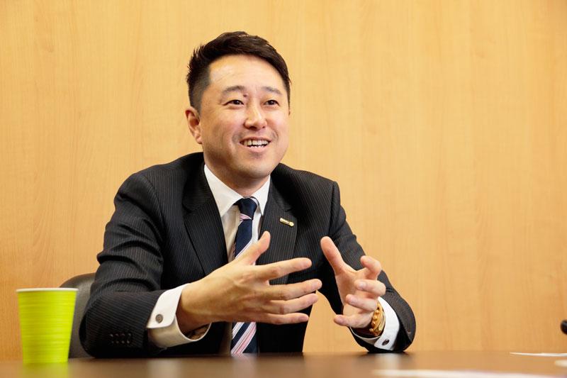 株式会社ビジョン 佐野健一 インタビュー画像1−3