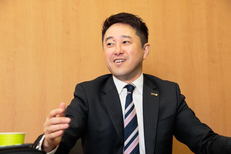 株式会社ビジョン 佐野健一 インタビュー画像1−4