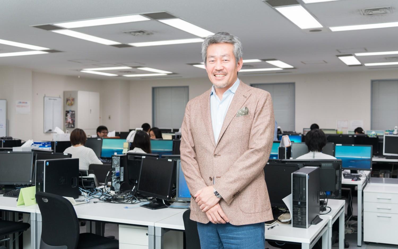 イー・ガーディアン株式会社 高谷康久社長 記事サムネイル画像