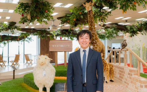 サイボウズ株式会社 青野慶久社長 記事サムネイル画像
