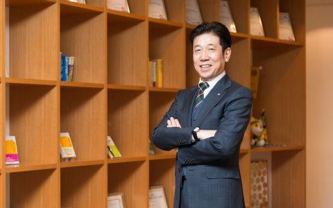株式会社リンクアンドモチベーション 小笹芳央会長 記事サムネイル画像