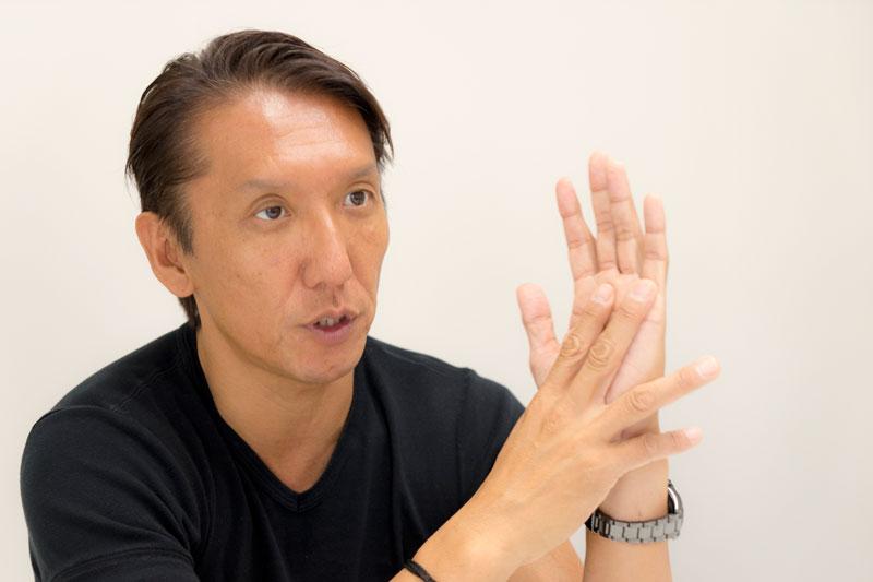 株式会社ゼットン 稲本健一社長 インタビュー画像1-1