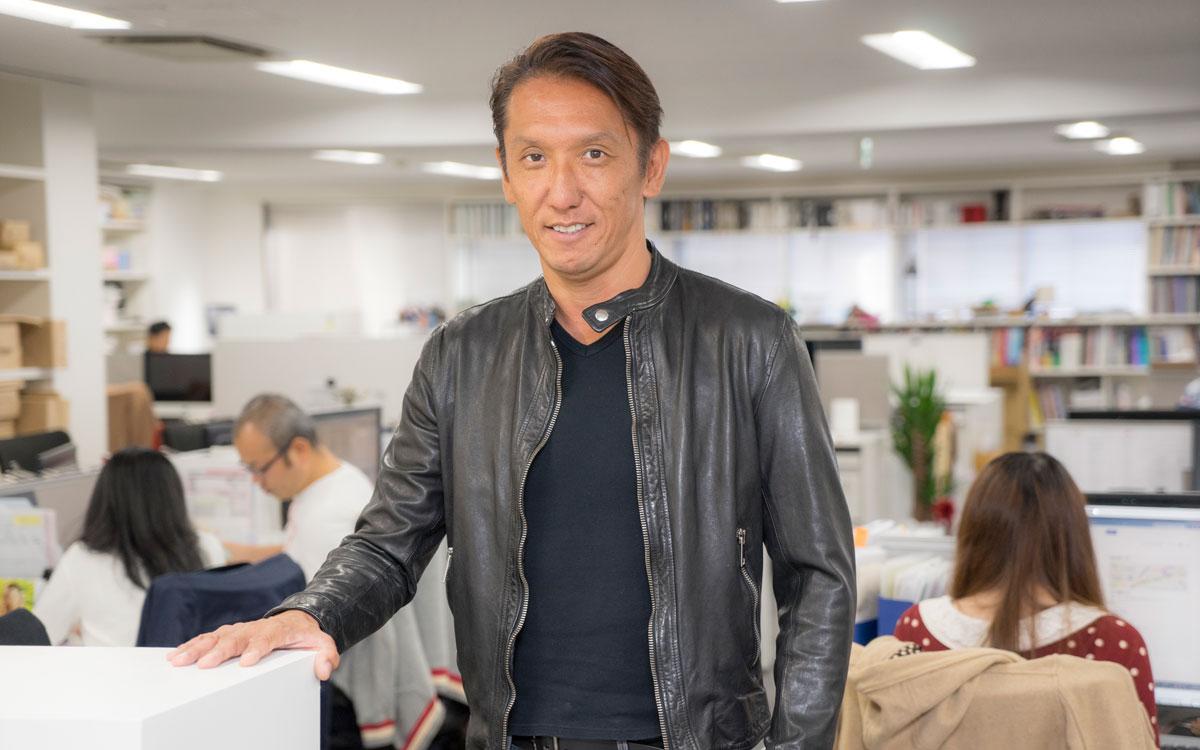 株式会社ゼットン 稲本健一社長 インタビュー画像1-3