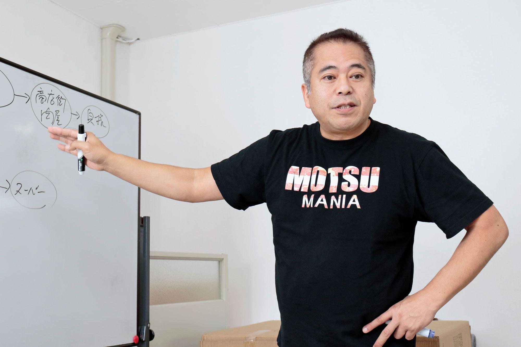 ドリーマーズ株式会社 中村正利 代表取締役社長 インタビュー画像 前編1