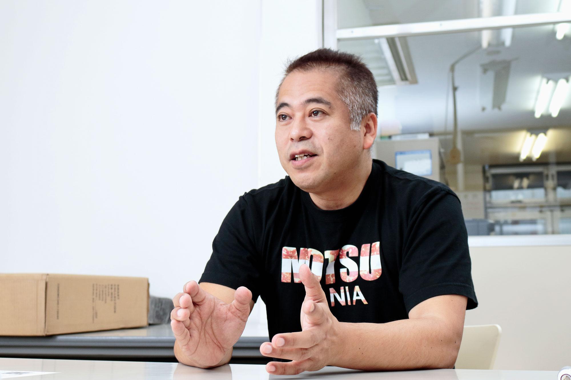 ドリーマーズ株式会社 中村正利 代表取締役社長 インタビュー画像 前編2