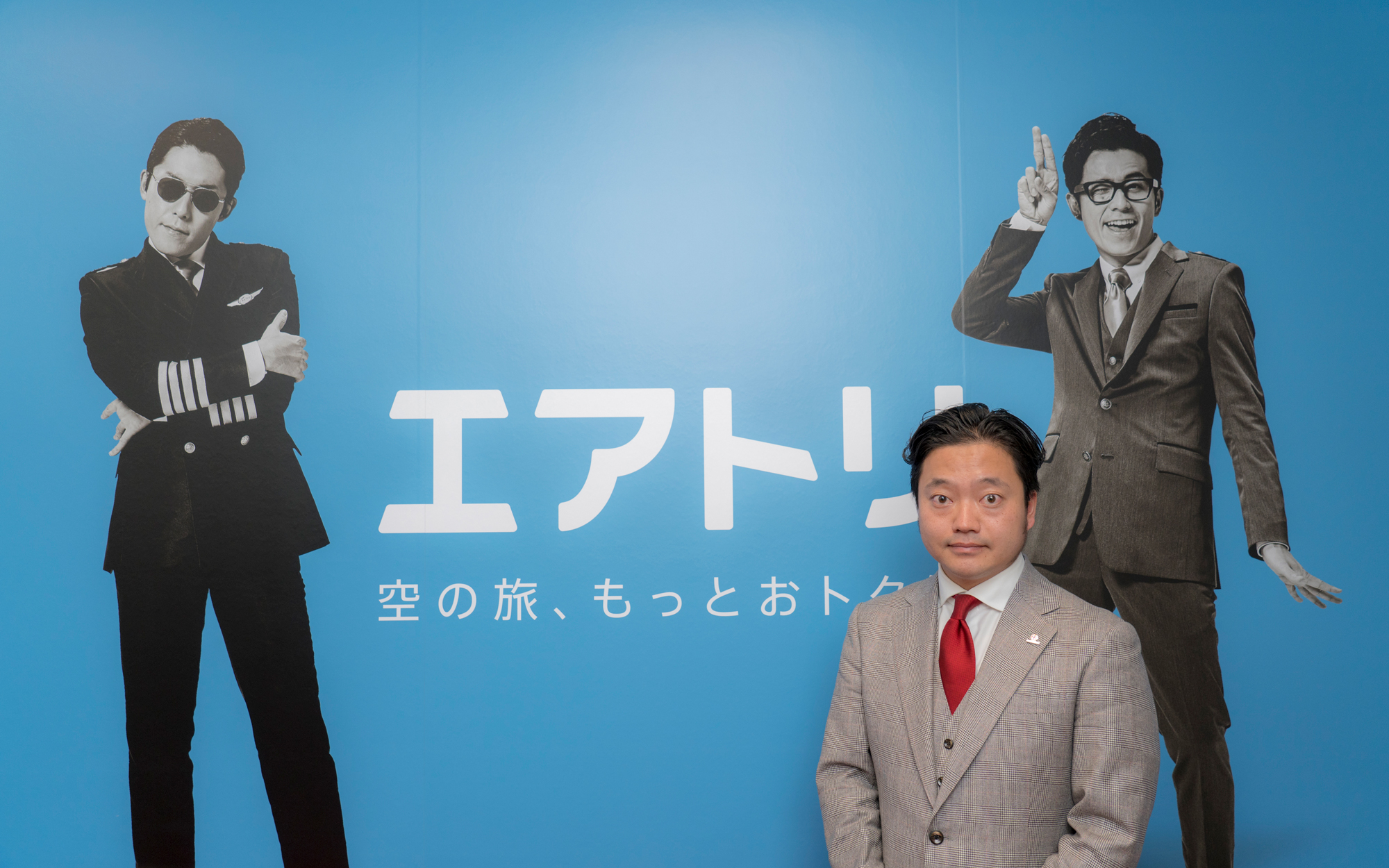 株式会社エボラブルアジア 吉村英毅代表取締役CEO インタビュー サムネイル