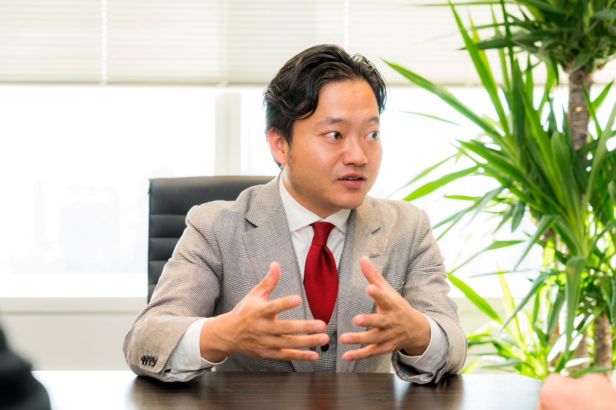 株式会社エボラブルアジア 吉村英毅 代表取締役CEO 画像-2