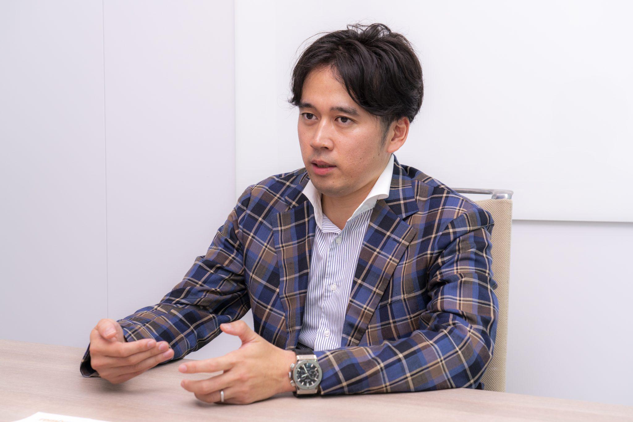 株式会社リミックスポイント CEO 小田玄紀 インタビュー1-2