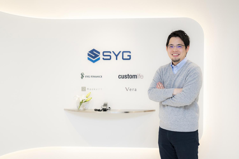 株式会社SYG 山本泰大 代表取締役 インタビュー記事 サムネイル画像