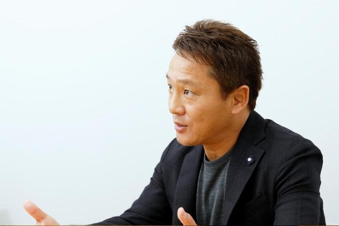 東京レストランツファクトリー株式会社 渡邉仁 代表取締役 インタビュー画像